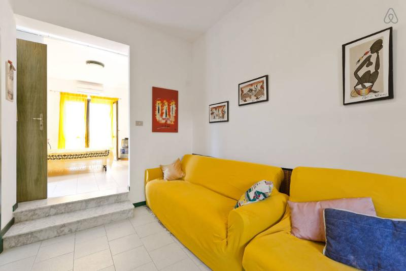 Villetta arredata, holiday rental in Letojanni