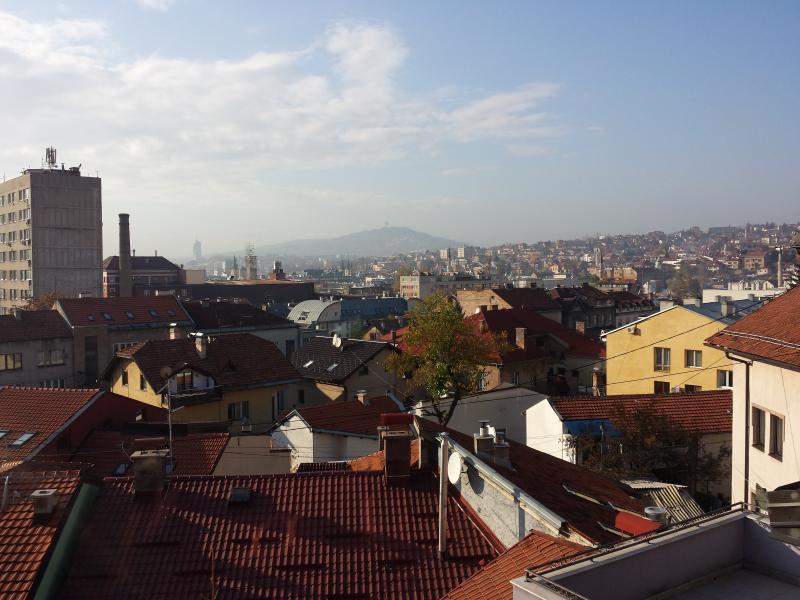 Apartment Alifakovac, holiday rental in Sarajevo