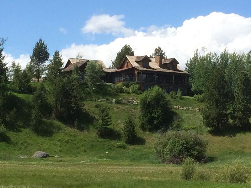Riverside Ranch McCall, Idaho, location de vacances à Lake Fork
