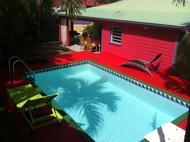 creole deilght, holiday rental in Orient Bay