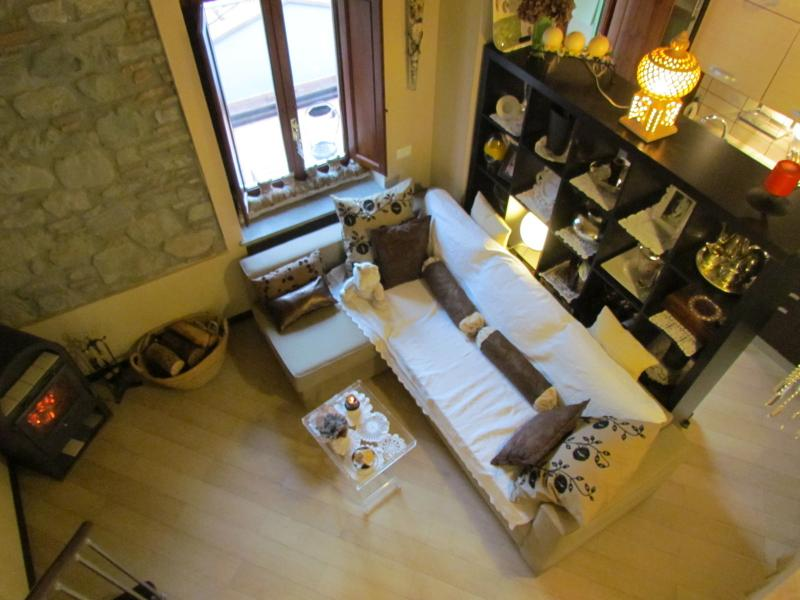 Casa romantica in montagna - Appennino Pistoiese, holiday rental in San Momme