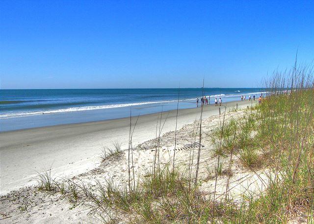 'Our' beach