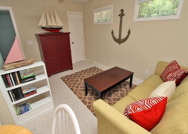 2nd Floor Den with Sleeper Sofa