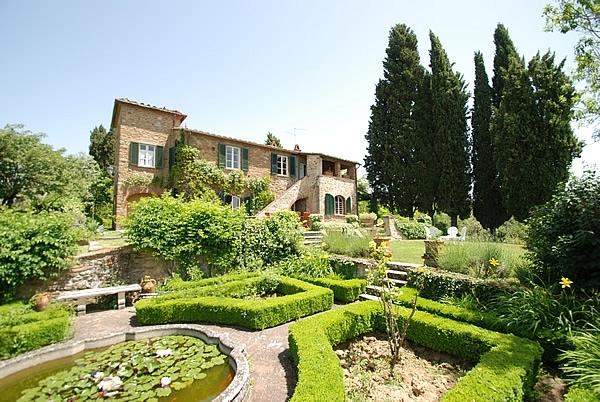Casa Toscana Villa rental in Lucignano - Tuscany - Rent this villa in Lucignano, holiday rental in Montagnano