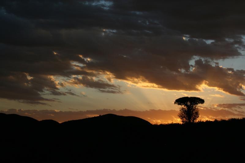 Magníficas puestas de sol