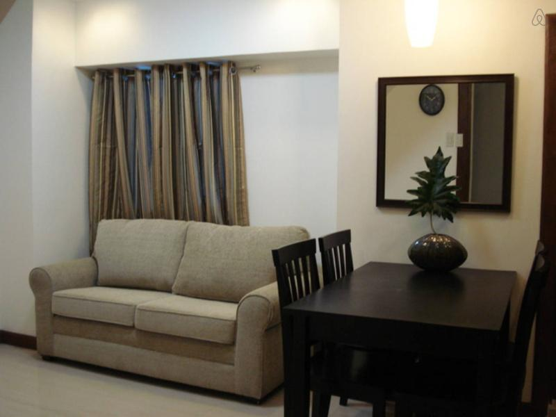 City center condo MRT EDSA Quezon City, casa vacanza a Taft