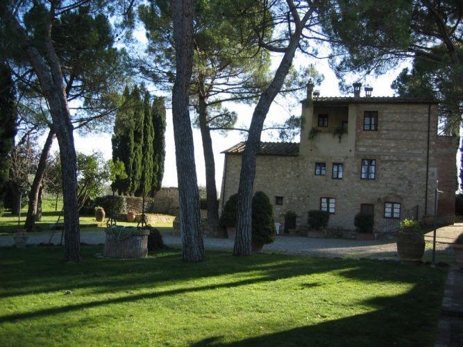 chianti wine estate belvedere, vacation rental in Colle di Val d'Elsa