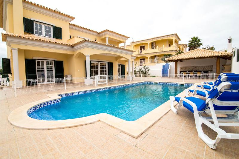 Villa Carvalho, alquiler vacacional en Faro District