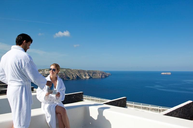 BlueVillas | Villa Dimitra | Private fresh water pool with view for families, location de vacances à Megalochori