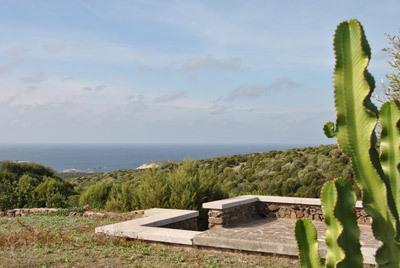 Sardegna del sud  Villa romantica e tranquilla, casa vacanza a Sant'Antioco