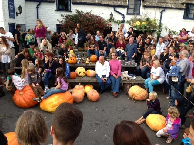 Pumpkin Festival at the Square & Compass