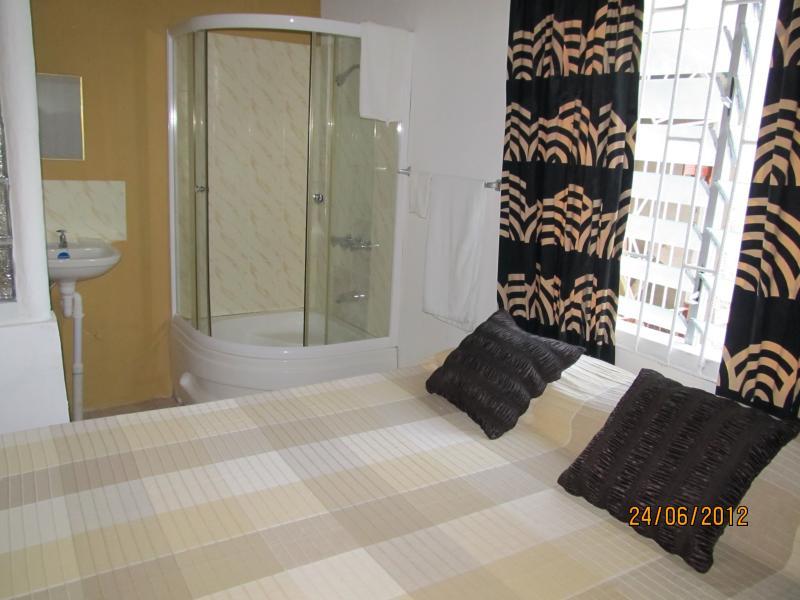 Habitación con ducha