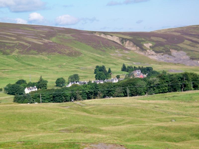 Aldeia de conservação Leadhills
