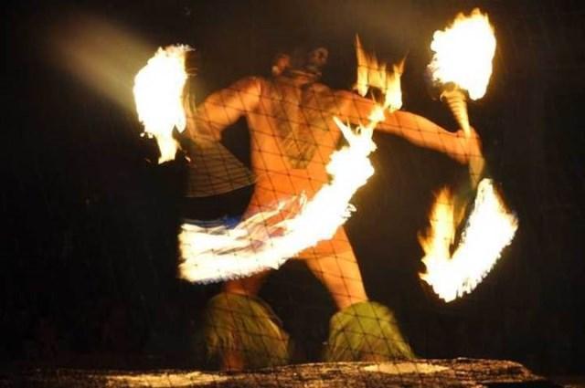 Show de Luau de Kauai
