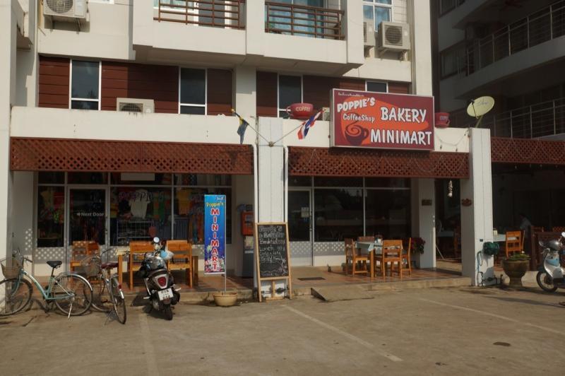 Bakery, coffeshop & restaurant