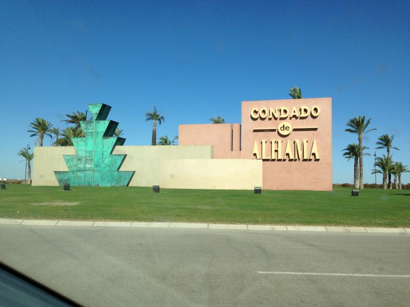 Condado De Alhama Murcia, vacation rental in Gebas