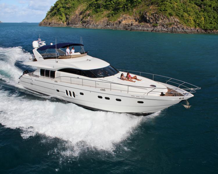 Sanook, Luxury Motor Yacht, vacation rental in Talat Nuea