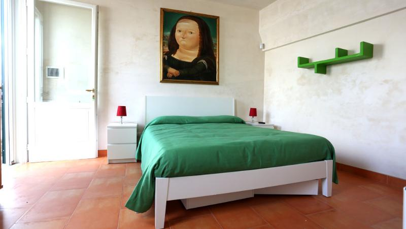 Guest House Tana del Riccio - Suite Arancio, holiday rental in Poggiardo