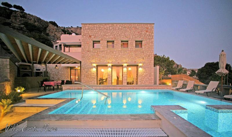 VillaCostaMare, holiday rental in Pefkos