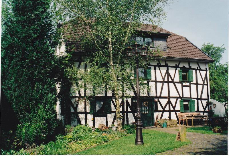 Historisches Haus Unkelbach, alquiler de vacaciones en Bettingen