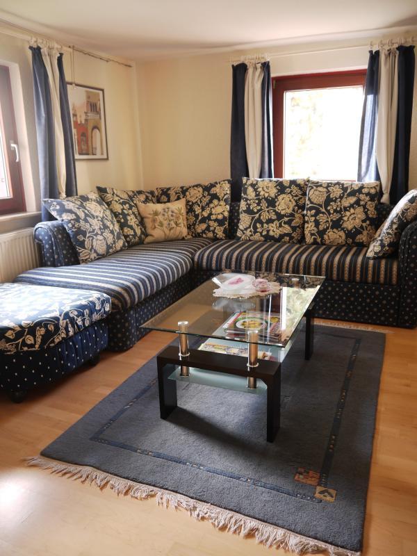 Wohnzimmer / sala de estar