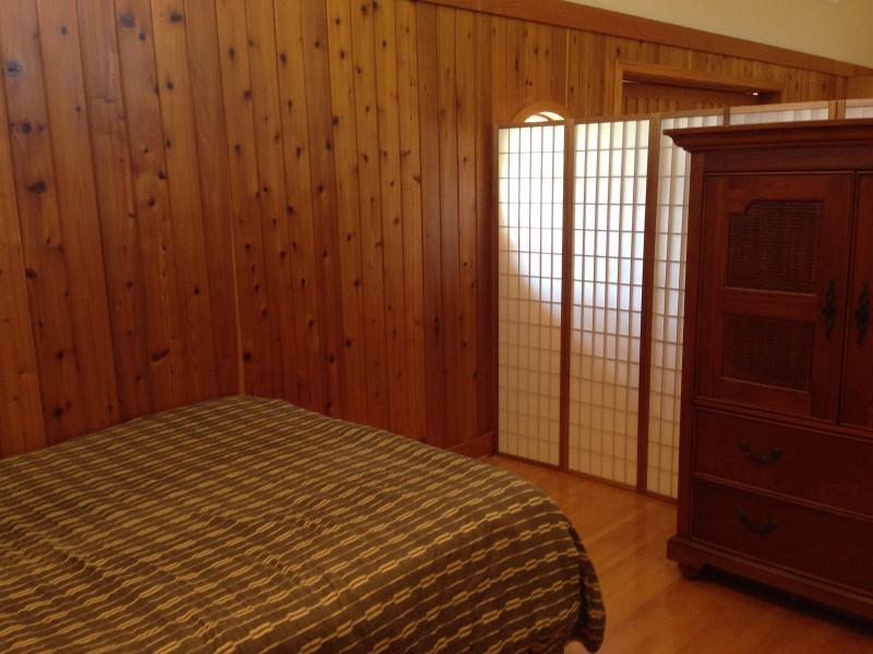 Inside 2nd bedroom