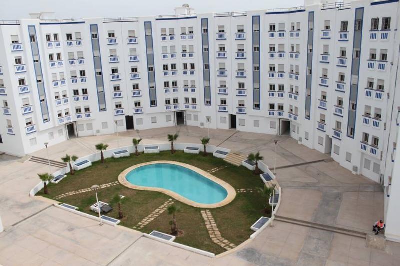 Agadir New Apartment De Luxe, alquiler de vacaciones en Ait Melloul