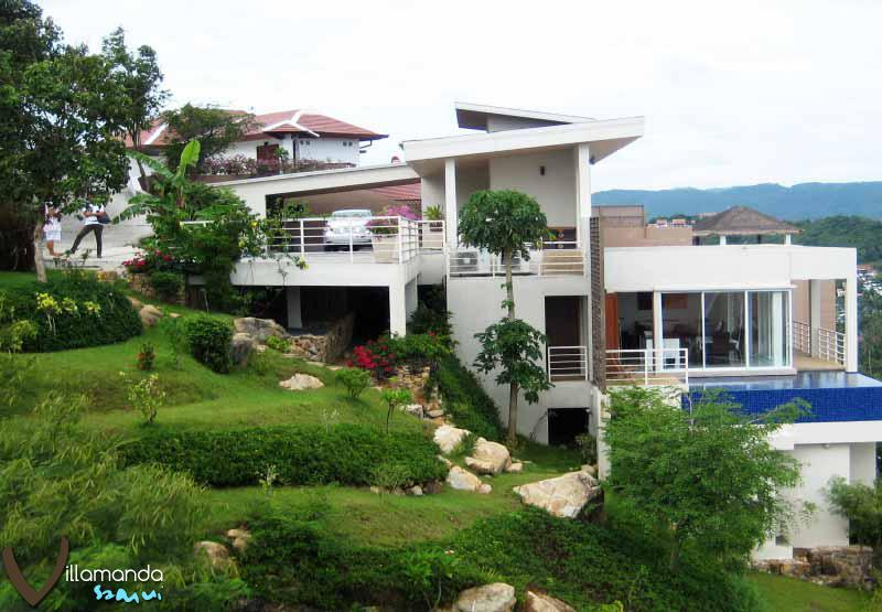 Villamanda  -, holiday rental in Choeng Mon