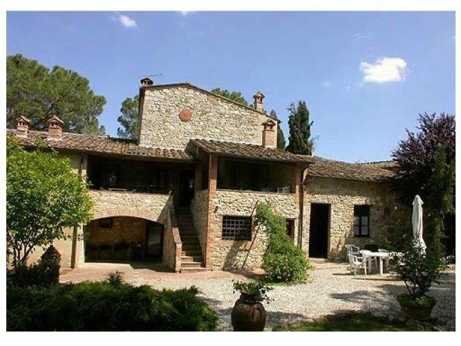 chianti wine estate Loggia1, holiday rental in Montecchio