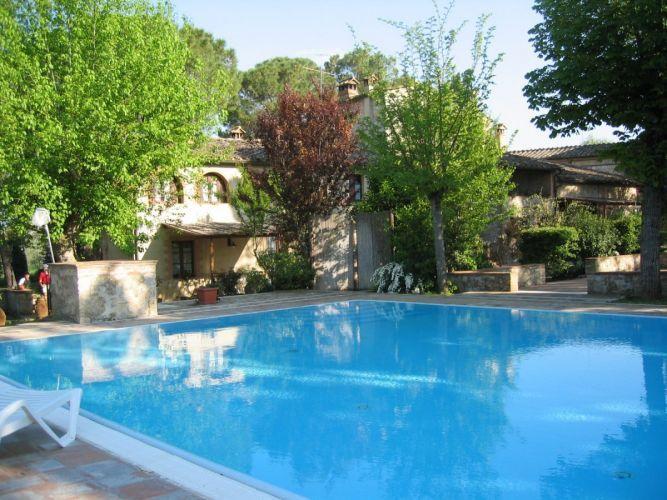 Chianti wine estate - pergolo, vacation rental in Colle di Val d'Elsa