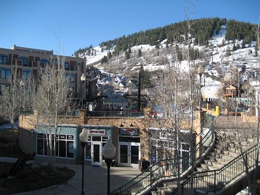 Vue de Park City Mountain Resort - quelques minutes de marche de la copropriété