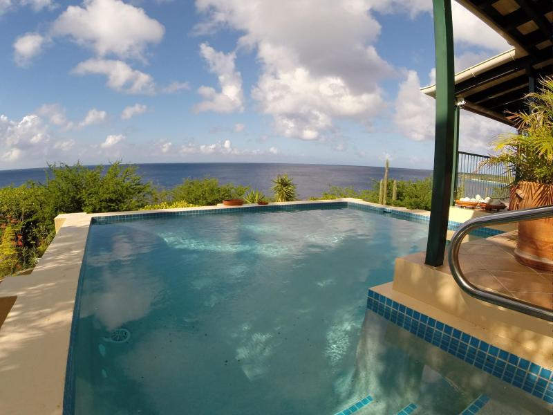 special views from pool to sea to sunsets!