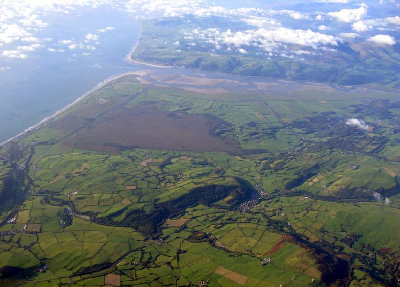 Biosffer Dyfi Biospher - Wales' only new style UNESCO Biosphere