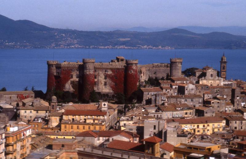 Bracciano and the historical center