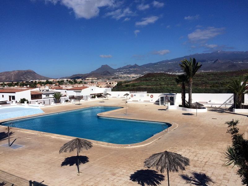 06. Luxury townhouse nice views, south of Tenerife, vacation rental in Costa del Silencio