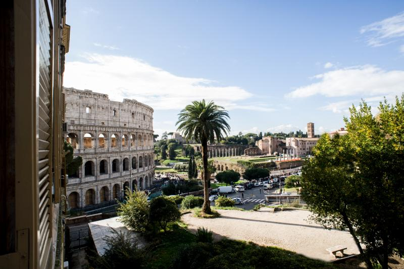 Romance al Colosseo, holiday rental in Rome