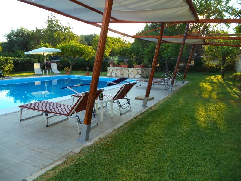 solarium piscina