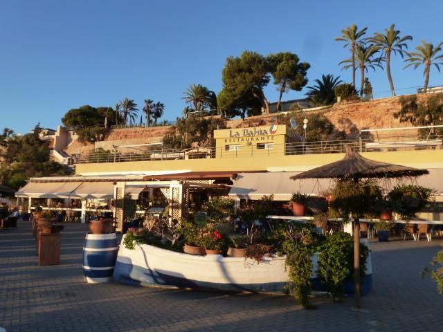 La Bahia Restaurant Cabo Roig