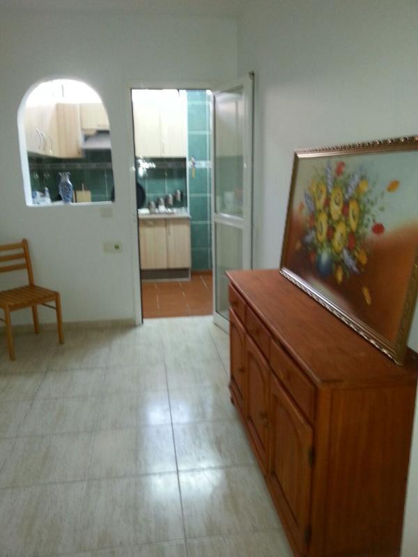 Espaço extra ao lado da cozinha