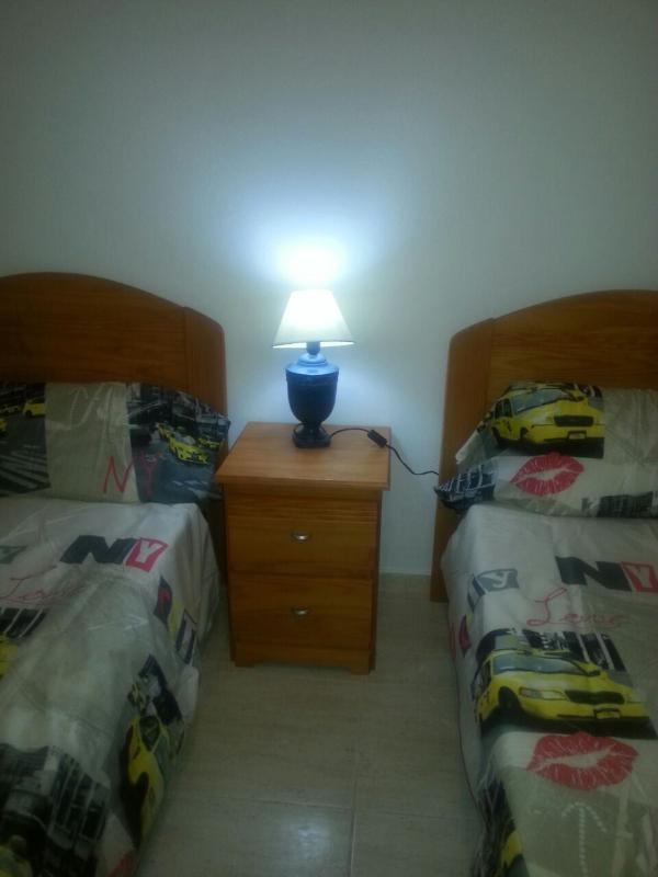 2 x cama de solteiro