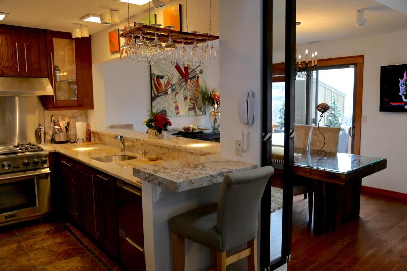 Gourmet Kitchen with Thermadore Pro Range