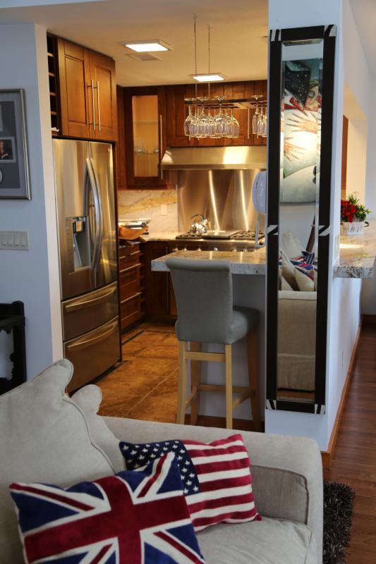 Your Gourmet Kitchen awaits you!