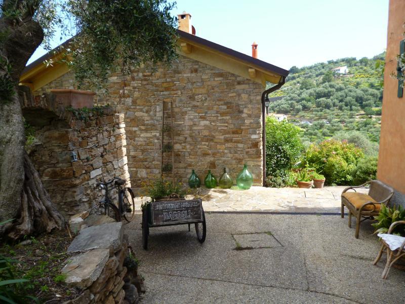 Il cottage di Borgo Muratori, vacation rental in Diano Marina
