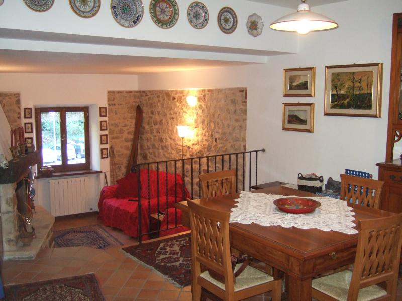 la casa di Pilato, holiday rental in Accumoli