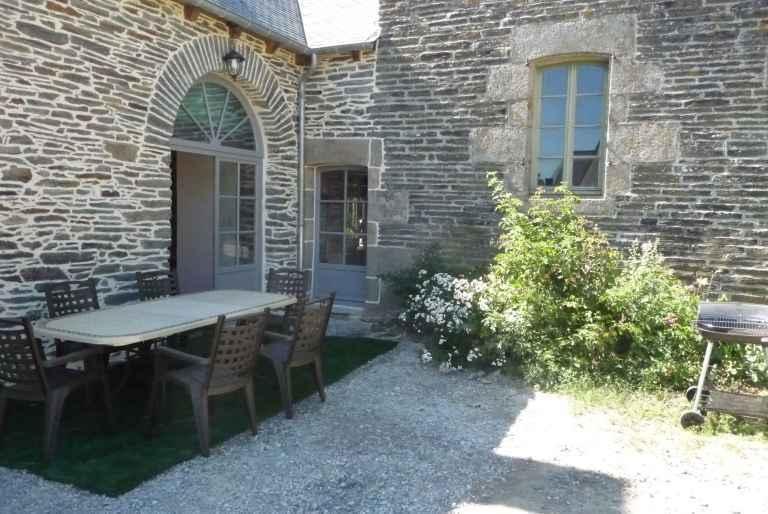 La Grange, vacation rental in Saint-Mayeux