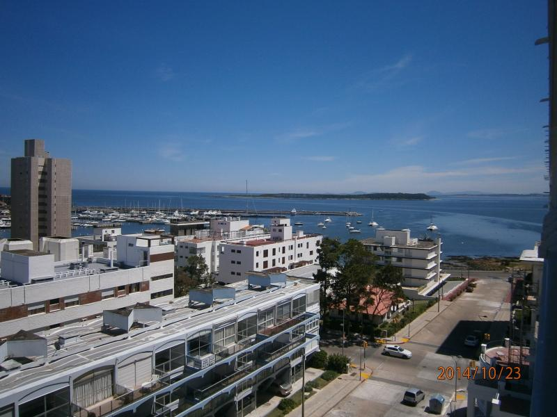 Hermosa vista en Península, holiday rental in Maldonado Department