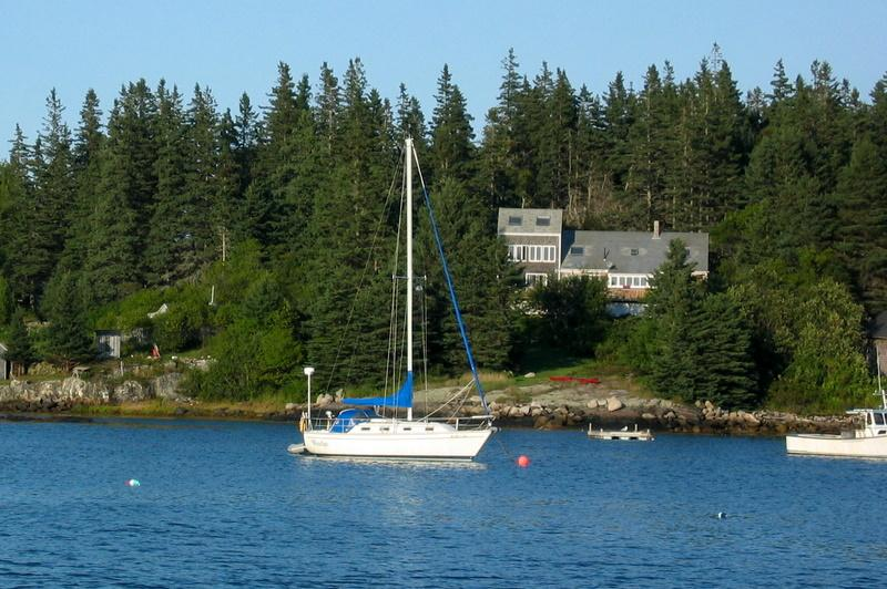 Stunning Vinalhaven Waterfront Home, Ferienwohnung in North Haven