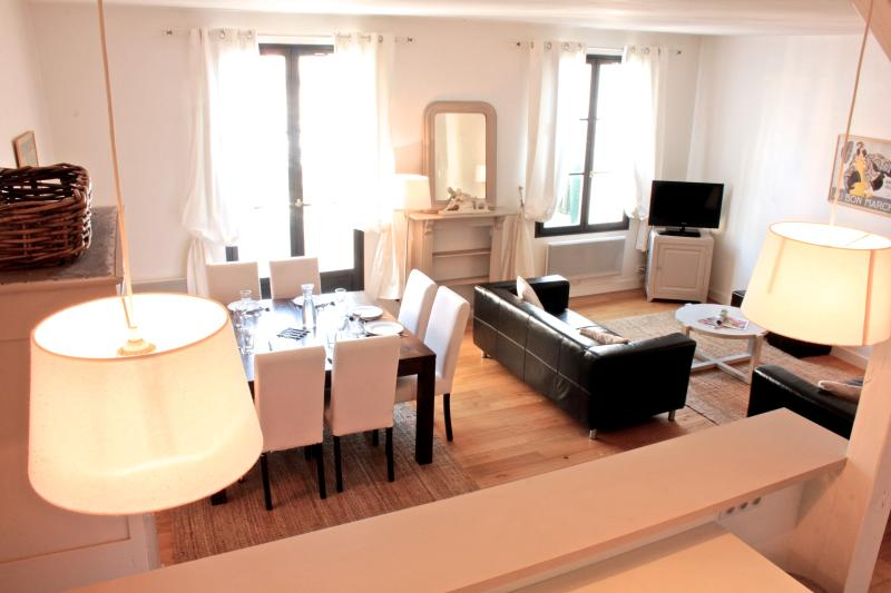 Flat with terrace in the Historic Center of Blois, vacation rental in Loir-et-Cher
