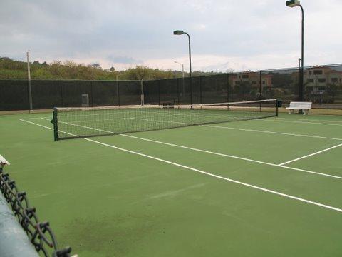 Tenis court