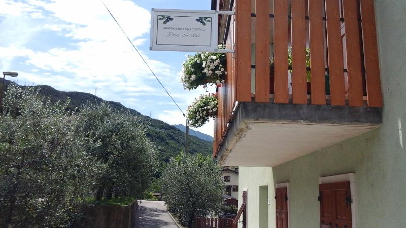 doss dei olivi, holiday rental in Ponte Arche